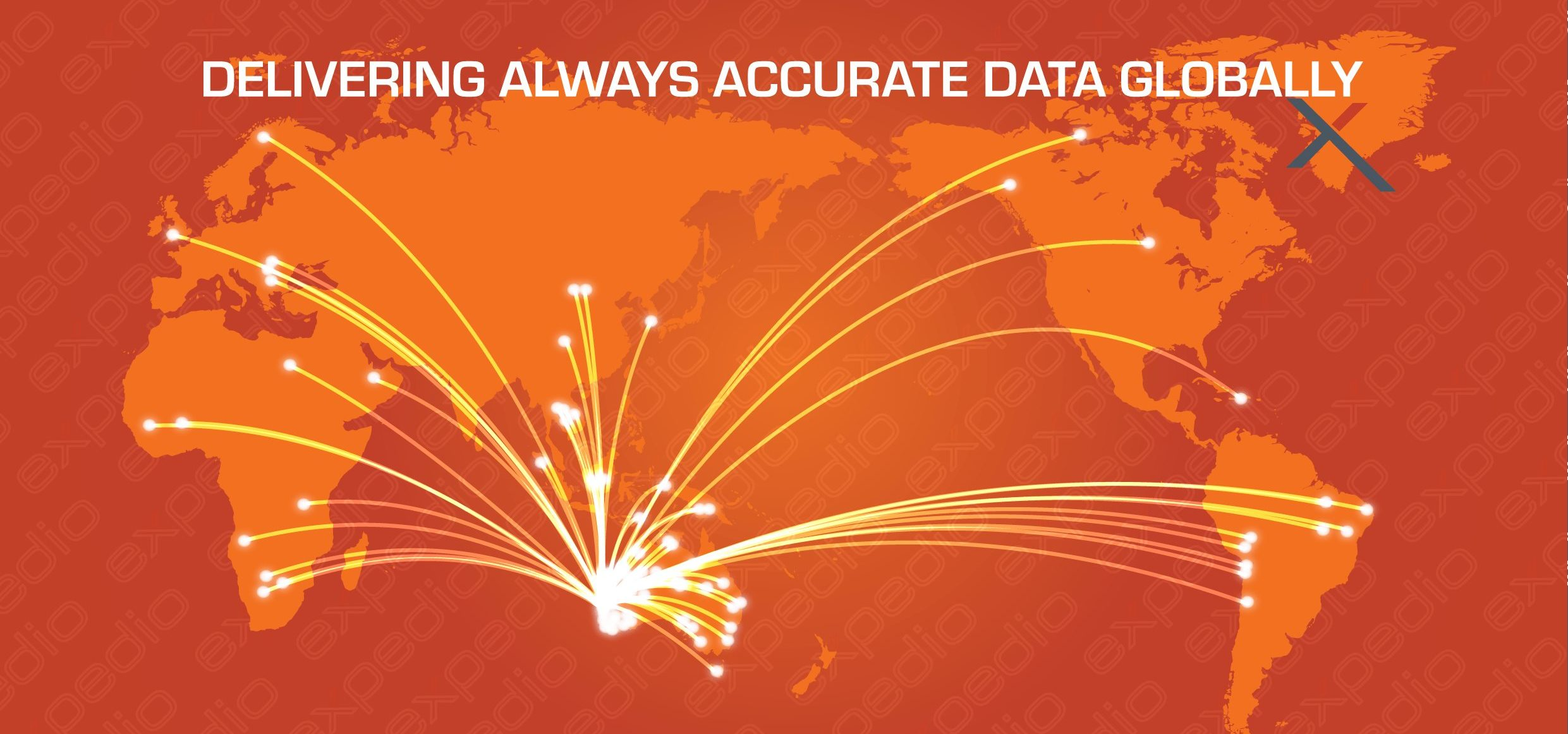 Delivering Always Accurate Data Globally
